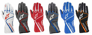 ALPINESTARS TECH 1-K RACE 1K Kart Gloves Rally Motorsport CLEARANCE SALE! STOCK