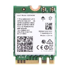 867M Intel Wireless-AC 8265NGW Dual Band NGFF Wifi BT 4.2 Card Lenovo 01AX704