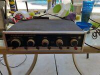 Vintage Nikko Solid-State Stereo Amp Amplifier NK 120V ~SS2 MODEL TRM 40-A