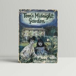 Philippa Pearce – Tom's Midnight Garden – First UK Edition 1958 - 1st Book