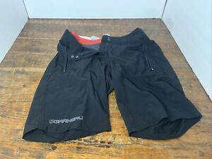 LOUIS GARNEAU WOMEN'S LATITUDE MTB SHORTS (BLACK) size Medium NWT