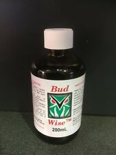 BUD WISE 200ml POLLEN REMOVER HYDROPONIC ADDITIVE 200mL BUDWISE
