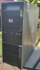 HP Z600 Dual Xeon X5690 3.46GHz 12 Core 48GB Ram Quadro 400 500GB HDD