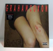 GRAHAM COXON  A + E  VINYL LP Sealed BLUR Parlophone 2012