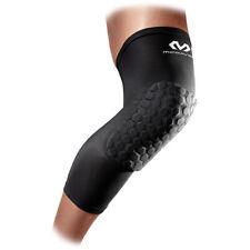 McDavid Protective Pads 6446 Hex Leg Knee Sleeves Basketball Black 2xl D23