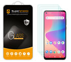[3-Pack] Supershieldz Tempered Glass Screen Protector for BLU G71