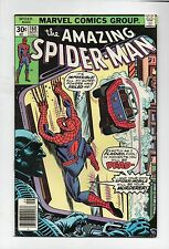 AMAZING SPIDER-MAN # 160 / V.FINE / SPIDER-MOBILE.