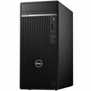 Dell OptiPlex 7080 MT, i5-10500, 8GB RAM, 1TB SATA, Dell WTY
