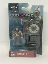 MEGA CONSTRUX Black Series 2020 Wave 2 KRATOS GNV37 GOD OF WAR 22PCS