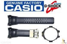 CASIO G-Shock Gulfmaster GWN-1000NV-2A Navy Blue Rubber Watch Band & Bezel Combo