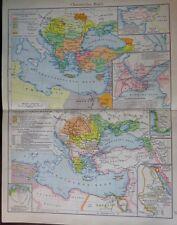 1683 Ottoman Empire Decline Crimea Sebastopol Egypt  Constantinople 1903 German