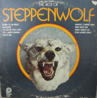 Steppenwolf Best Of Greatest Hits 1978 LP Pickwick Records NM- SPC 3603