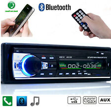 New Car Radio Bluetooth Stereo In-dash Head Unit Player MP3/USB/SD/AUX/FM/iPhone