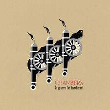 """CHAMBERS """"La guerra dei trent'anni″ LP NEW raein, daitro, amanda woodward"""