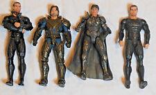 MAN OF STEEL * Action Figure Lot * Multiverse DC Comics - Zod Faora Movie Master
