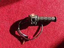 Honda NTV 650 RC33 Licht/Starter Schalter rechts mit Gasgriff