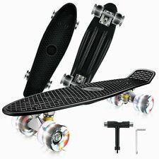 Skateboards Komplette Cruiser Miniboard für Anfänger Teens# 22