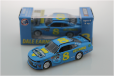 NEW NASCAR 2019 DALE EARNHARDT JR #8 RETRO DARLINGTON HELLMANNS CAMARO 1/64 CAR