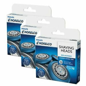 Philips SH70/50 Replacement Shaving Heads For Series 7000