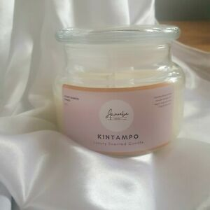 Luxury Scented Soy Candle- Kintampo