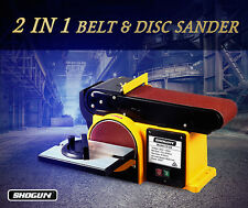 SHOGUN Belt & Disc Sander - 500Watt