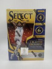 NEW! 2020-21 Panini Select Basketball NBA BLASTER Box! Factory Sealed!