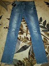 Nwt $200+ Prps Le Sabre Slim Tapered Jeans Sz 30 X 32 Nordstrom