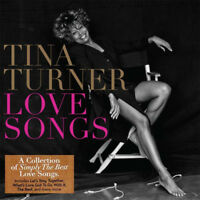 Tina Turner - Love Songs (2014)  CD  NEW/SEALED  SPEEDYPOST