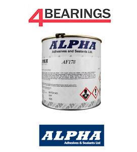 ALPHA 1 LITRE HEAT RESISTANT CONTACT ADHESIVE GLUE ( AF178)