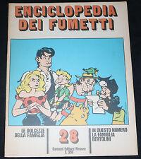 Enciclopedia Dei Fumetti #28 - Italian Humorama (Grade FINE) 1970