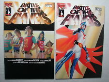 C 2430 Image  / Top Cow 2002 Battle of the Planets #4 and 6  M / NM Condition