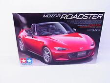 82511 Tamiya 24342 Mazda MX-5 Roadster 1:24 Kit Neuf Emballage D'Origine