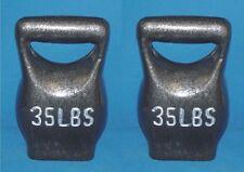Ader Single Hand Press Kettlebell Pair- 35lbs