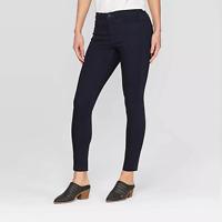 "Universal Thread Women's High~Rise Skinny Jeans Dark Blue SZ 8 Reg. inseam 30.5"""