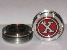 2 Custom Circle X 20-Gram Weights for Titleist Scotty Cameron Putters & Wre