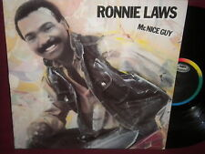 "Ronnie Laws ""Mr. Nice Guy"" LP"