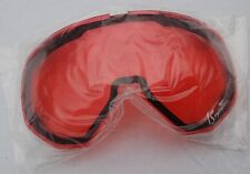 2013 NWOT IS DESIGN FORMA REPLACEMENT LENS ROSE $50 goggles staple type r
