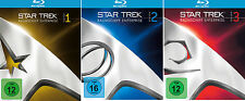 Blu-ray * STAR TREK : RAUMSCHIFF ENTERPRISE - SEASON 1 - 3 IM SET # NEU OVP +
