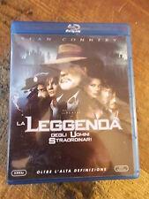 """DVD BLU-RAY """"LA LEGGENDA DEGLI UOMINI STRAORDINARI""""  S. CONNERY"""
