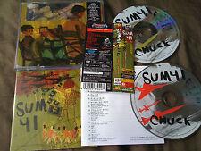 SUM41 / chuck /JAPAN LTD CD&DVD OBI