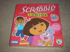 New Dora The Explorer Scrabble Junior Crossword Game