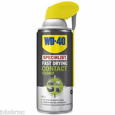 WD-40 FAST DRYING CONTACT CLEANER WD40