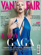 VANITY FAIR,LADY GAGA,Carla Bruni,Charles Manson,Robert Pattinson,Paul McCartney