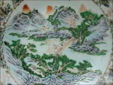 Antiek Chinees porselein bord | Antique Chinese porcelain plate