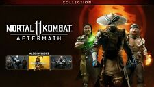 Mortal Kombat 11: Aftermath Kollection for PS4 (code - no disc)