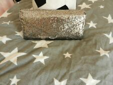 GOLD /SILVER LADIES EVENING BAG