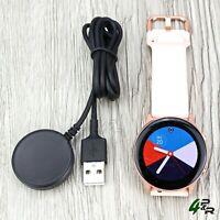 Samsung Galaxy Watch Active SM-R500 4GB Bluetooth 4.2 Smartwatch Rose Gold Small