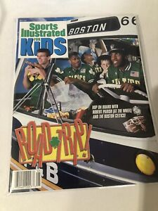 Sports Illustrated for Kids Magazine May 1991 Boston Celtics REGGIE LEWIS, Cards