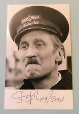 """Stephen Lewis """"Blakey"""" On The Buses Genuine Signed Authentic Autograph"""