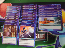 Bakugan Blue (Aquos)  R and CO Lot  Battle Brawlers Planet (BL2)